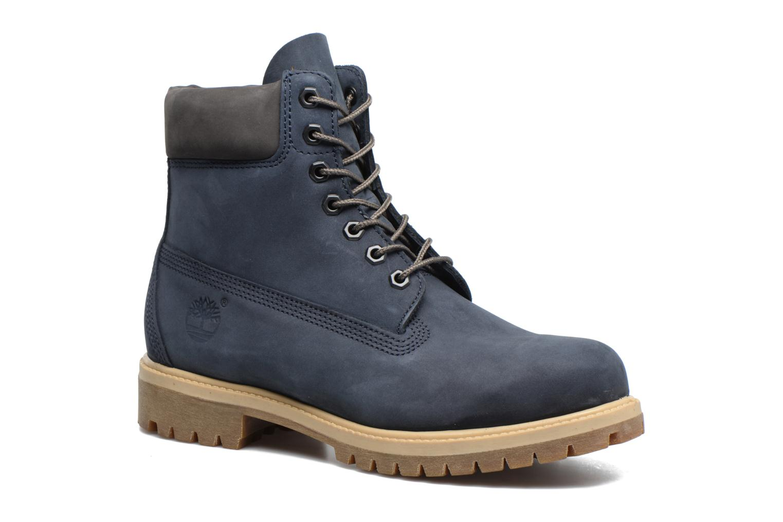 """Stiefeletten & Boots Timberland 6"""" Premium Boot grau detaillierte ansicht/modell"""