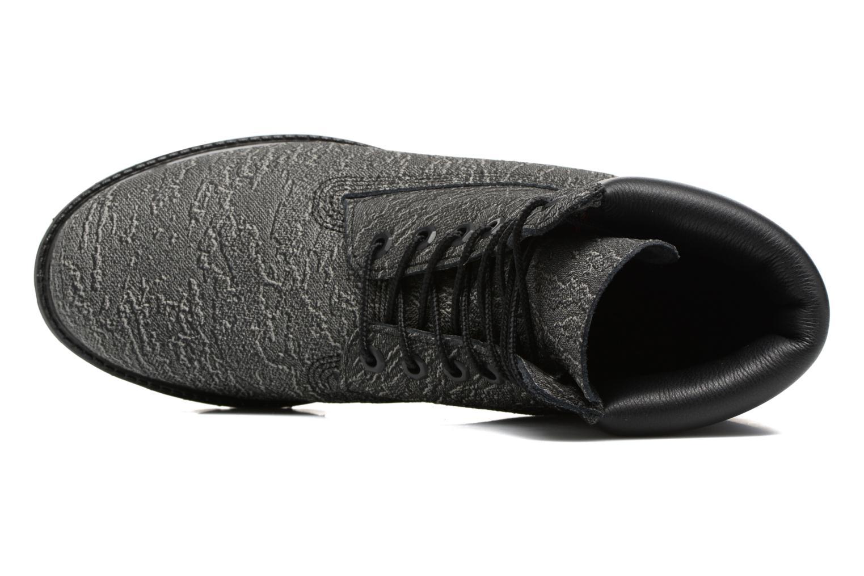 """Stiefeletten & Boots Timberland 6"""" Premium Boot grau ansicht von links"""