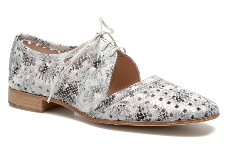 Zapatos con cordones Georgia Rose Parlie Multicolor vista de detalle / par