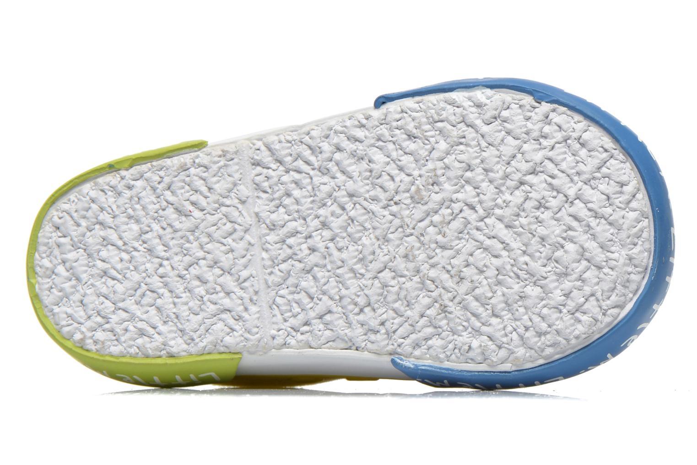 Baskets Little Mary Little Sneakers Vert vue haut