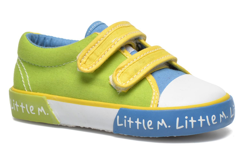 Baskets Little Mary Little Sneakers Vert vue détail/paire