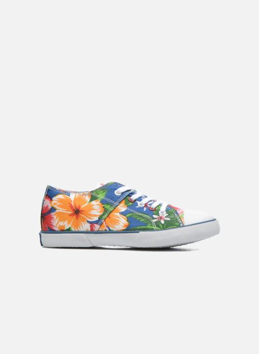 Trainers Little Mary Little Tennis Flower Blue back view