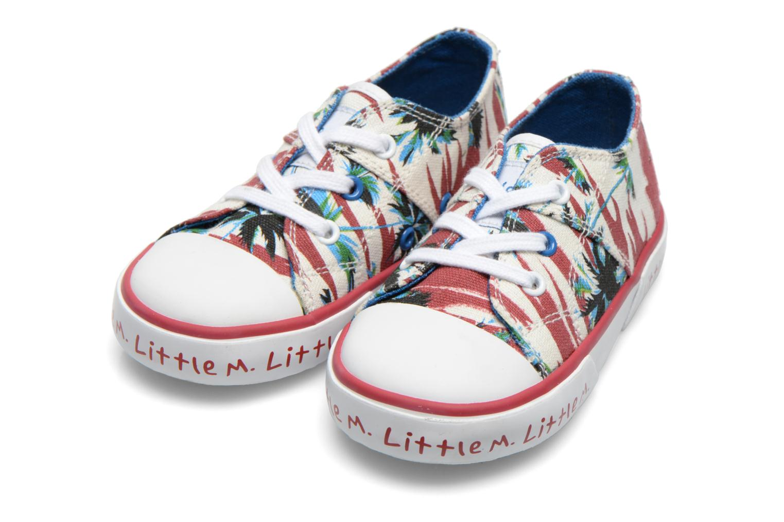 Deportivas Little Mary Little Tennis Hawai Multicolor vista 3/4