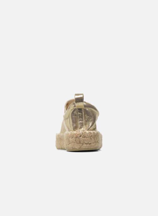 Colors of California Vicky (Oro e bronzo) - Scarpe di corda chez Sarenza 9sxCK