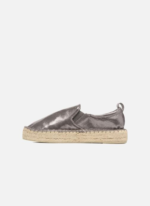 Espadrilles Colors of California Vicky Gris vue face