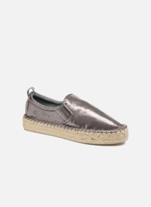 Espadrilles Colors of California Vicky grau detaillierte ansicht/modell