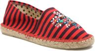 Espadrilles Dames Poshpadrille rayure