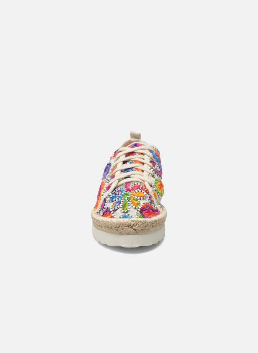 Espadrilles Colors of California Poshpadrille lacet Multicolor model