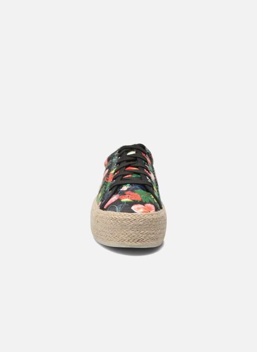 Baskets Colors of California Sneakers Double Sole Multicolore vue portées chaussures