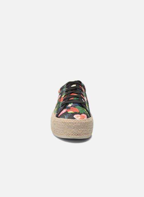 Baskets Colors of California Sneakers Double Sole Multicolore vue portées chaussures