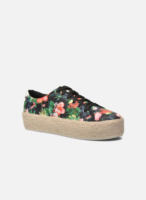 Baskets Colors of California Sneakers Double Sole Multicolore vue détail/paire