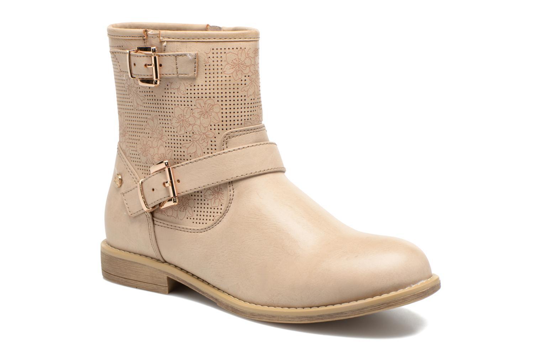 Stiefeletten & Boots Xti Randy 45017 beige detaillierte ansicht/modell