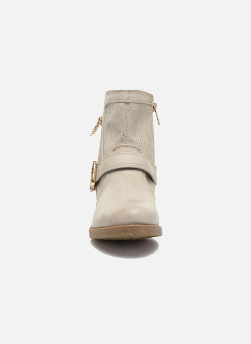 Ankle boots Xti Billie 45812 Grey model view