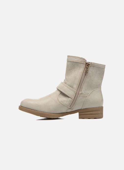 Ankle boots Xti Billie 45812 Grey front view