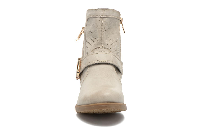 Bottines et boots Xti Billie 45812 Gris vue portées chaussures