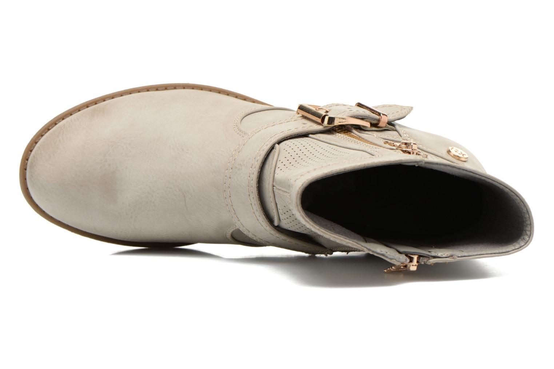 Bottines et boots Xti Billie 45812 Gris vue gauche