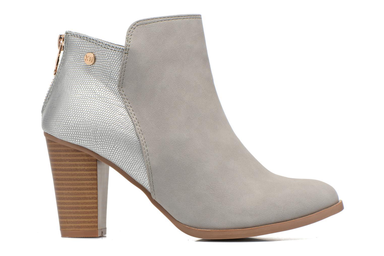 Ankle boots Xti Bonnie 45031 Grey back view