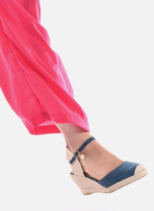 Sandales et nu-pieds Xti Sugar 45059 Beige vue bas / vue portée sac