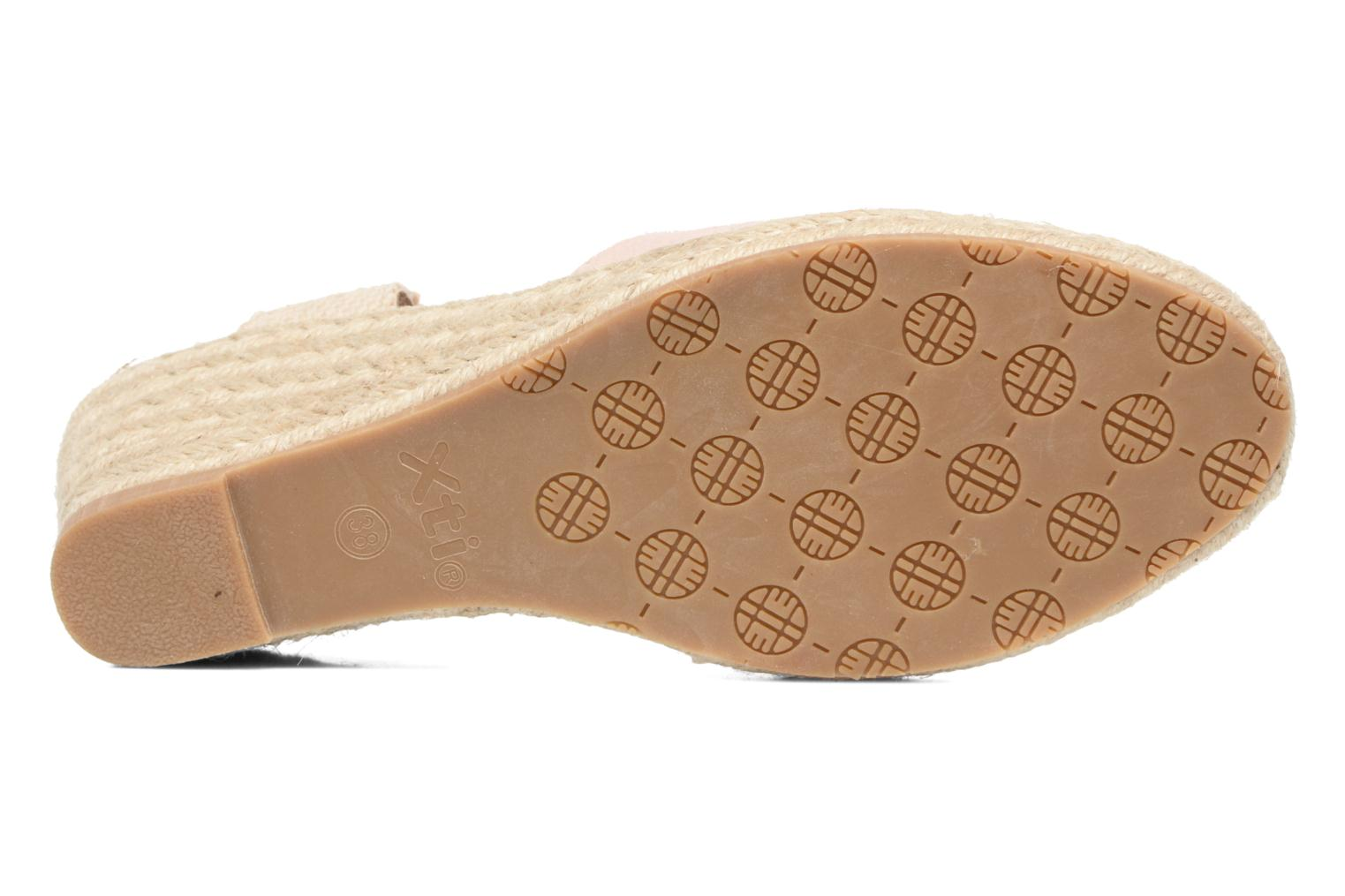 Sandals Xti Sugar 45059 Beige view from above