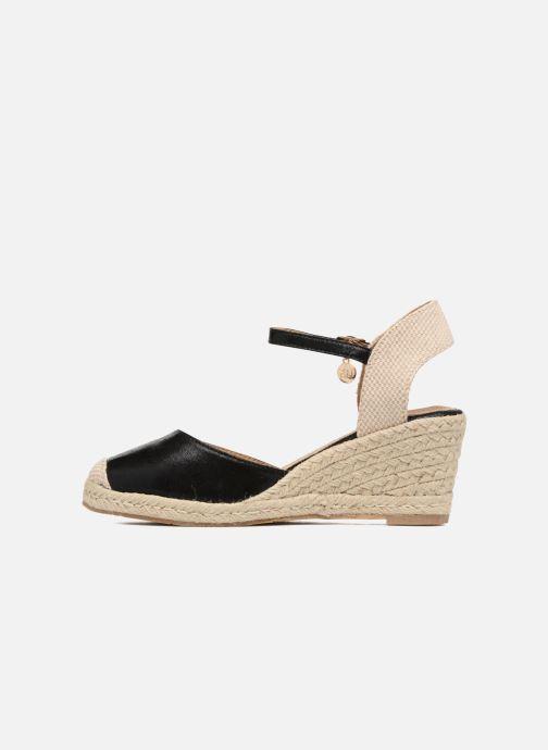 Sandales et nu-pieds Xti Brownie 45061 Noir vue face