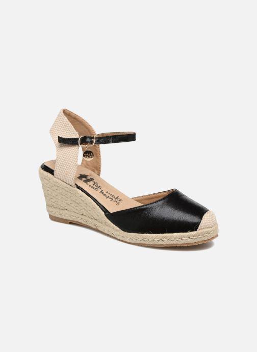 Sandales et nu-pieds Xti Brownie 45061 Noir vue détail/paire