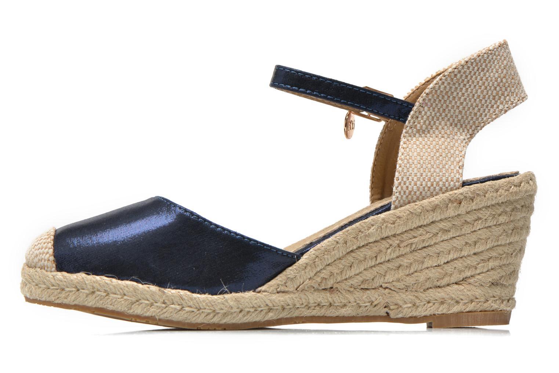 Sandalen Xti Brownie 45061 blau ansicht von vorne
