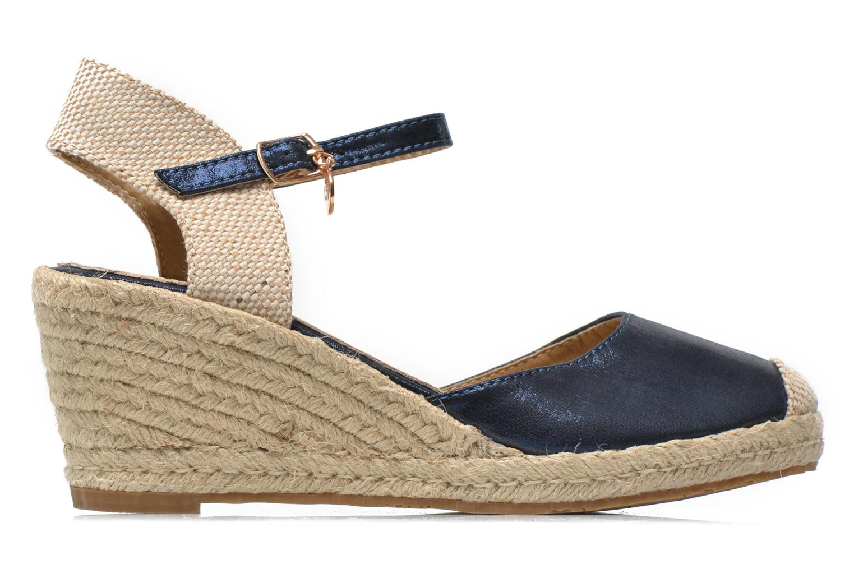 Sandalen Xti Brownie 45061 blau ansicht von hinten
