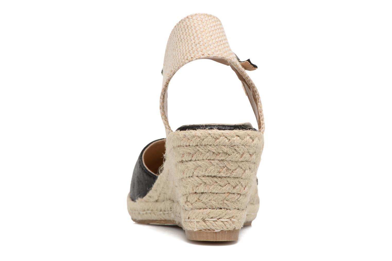 Sandales et nu-pieds Xti Brownie 45061 Noir vue droite