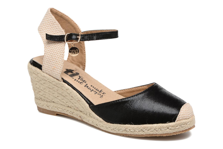 Sandalen Xti Brownie 45061 schwarz detaillierte ansicht/modell