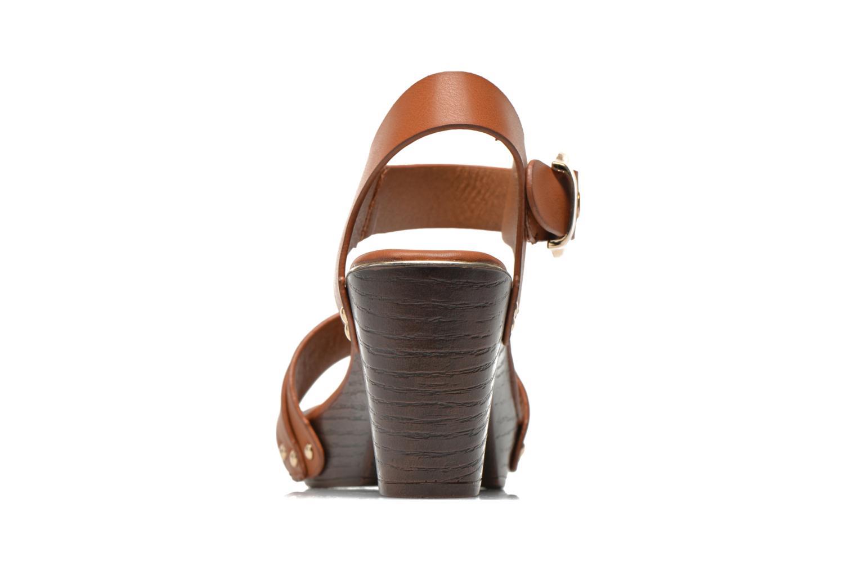 Sandales et nu-pieds Xti Bahia 45900 Marron vue droite