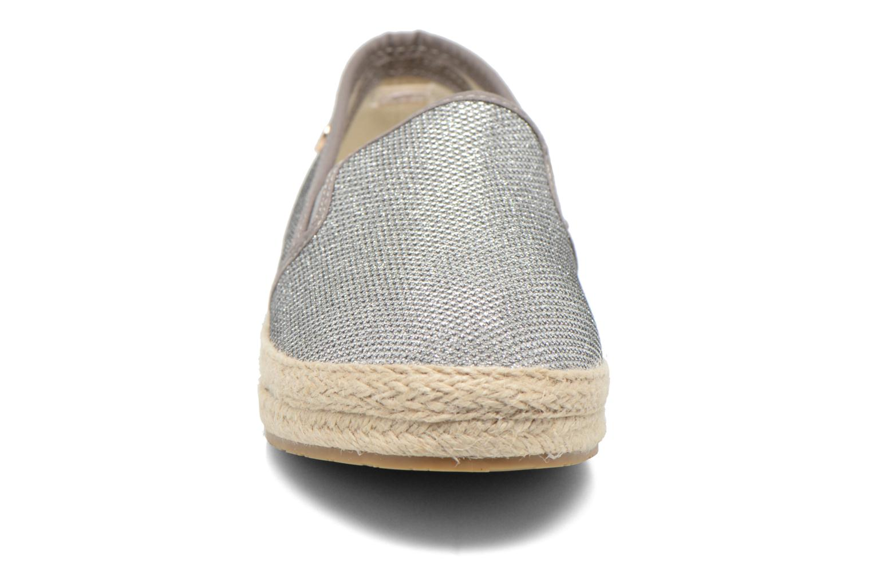 Espadrilles Xti Arianne 45215 Argent vue portées chaussures