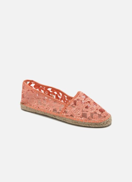 45902 Alicia Espadrilles Xti orange 248284 5AHZ6wqd6