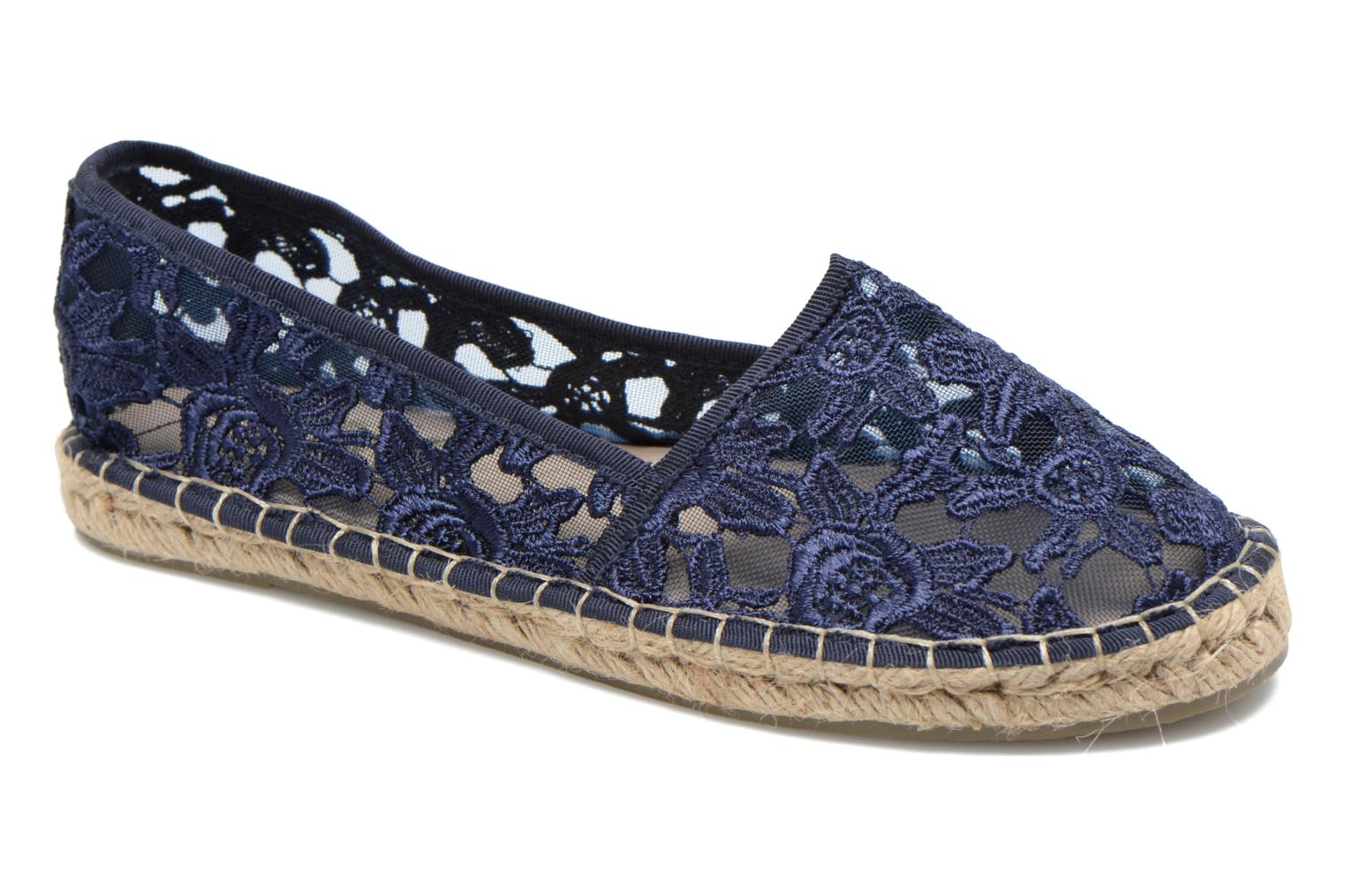 Espadrilles Xti Alicia 45902 Blue detailed view/ Pair view
