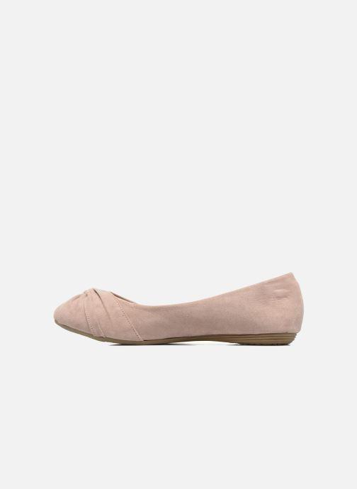 Ballerina's Xti Constance 45114 Beige voorkant