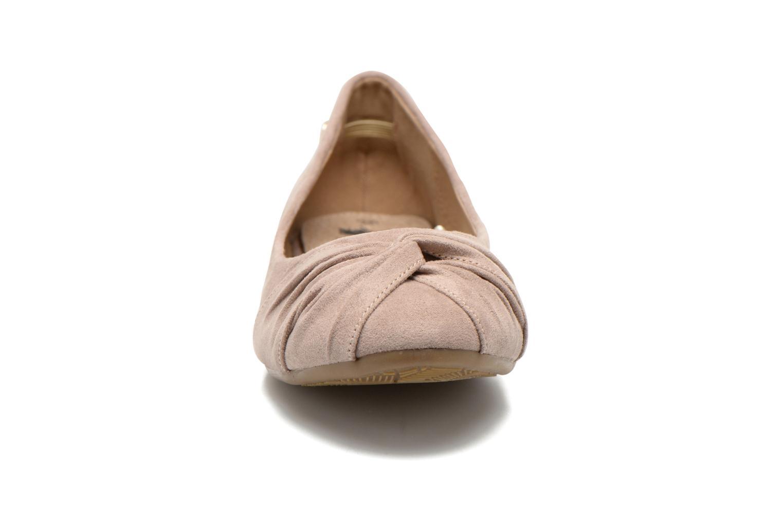 Ballerinas Xti Constance 45114 beige schuhe getragen