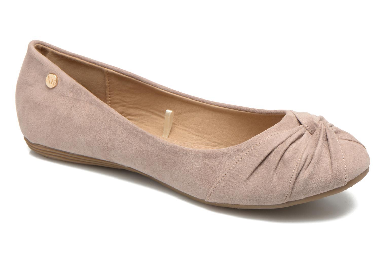 Ballerinas Xti Constance 45114 beige detaillierte ansicht/modell