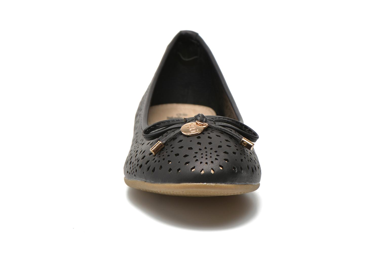 Ballerina Xti Lila 45038 Svart bild av skorna på