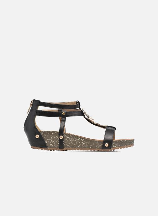 Sandalen Xti Jolie 45116 Zwart achterkant
