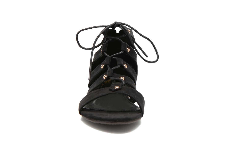 Sandales et nu-pieds Xti Rififi 45239 Noir vue portées chaussures