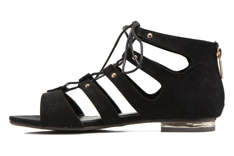 Sandales et nu-pieds Xti Rififi 45239 Noir vue face