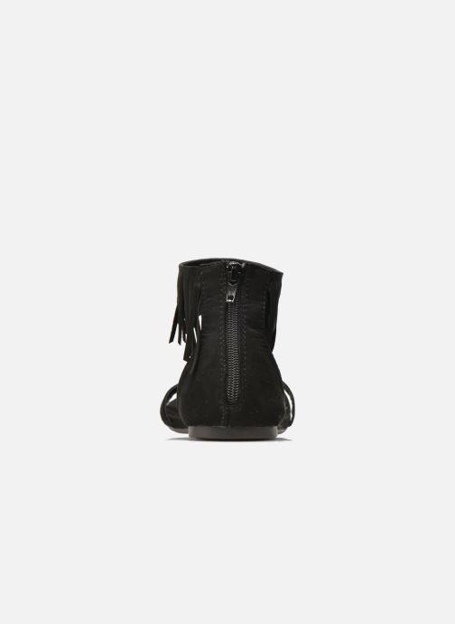 Sandales et nu-pieds Xti Recreation 45882 Noir vue droite