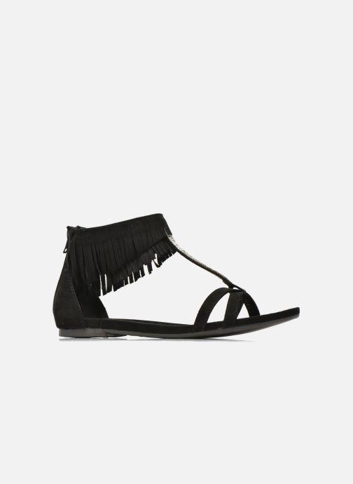 Sandales et nu-pieds Xti Recreation 45882 Noir vue derrière