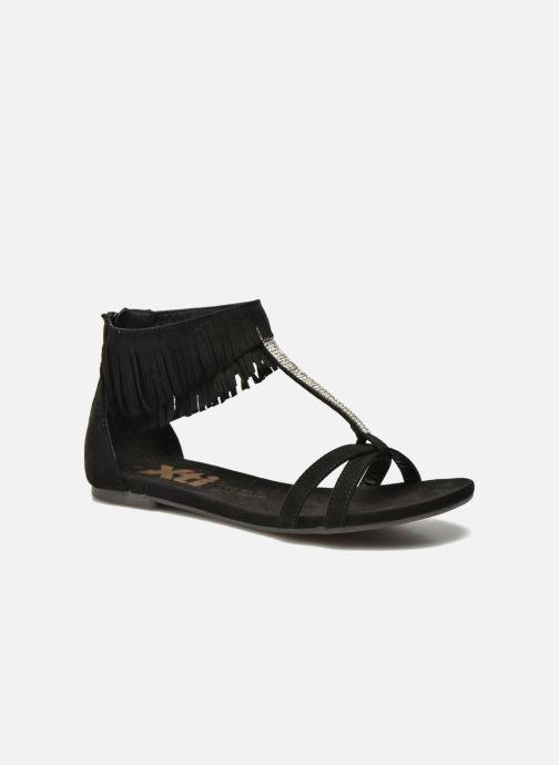 Sandales et nu-pieds Xti Recreation 45882 Noir vue détail/paire
