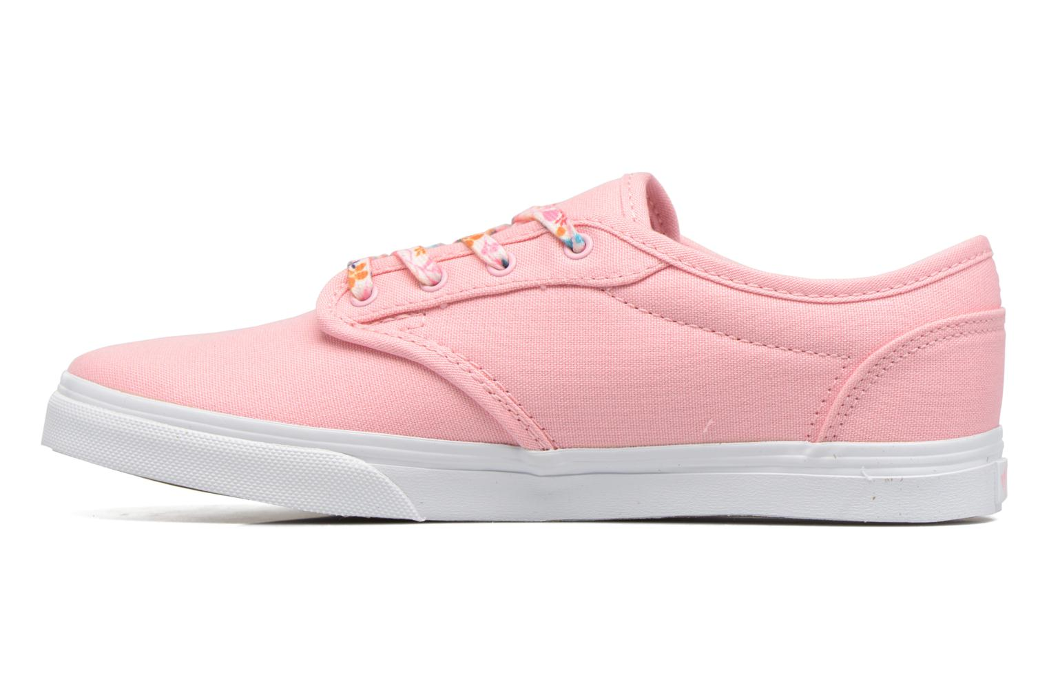 Baskets Vans Atwood Low Rose vue face