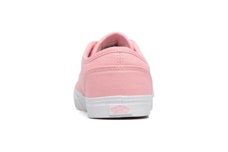 Sneakers Vans Atwood Low Roze rechts
