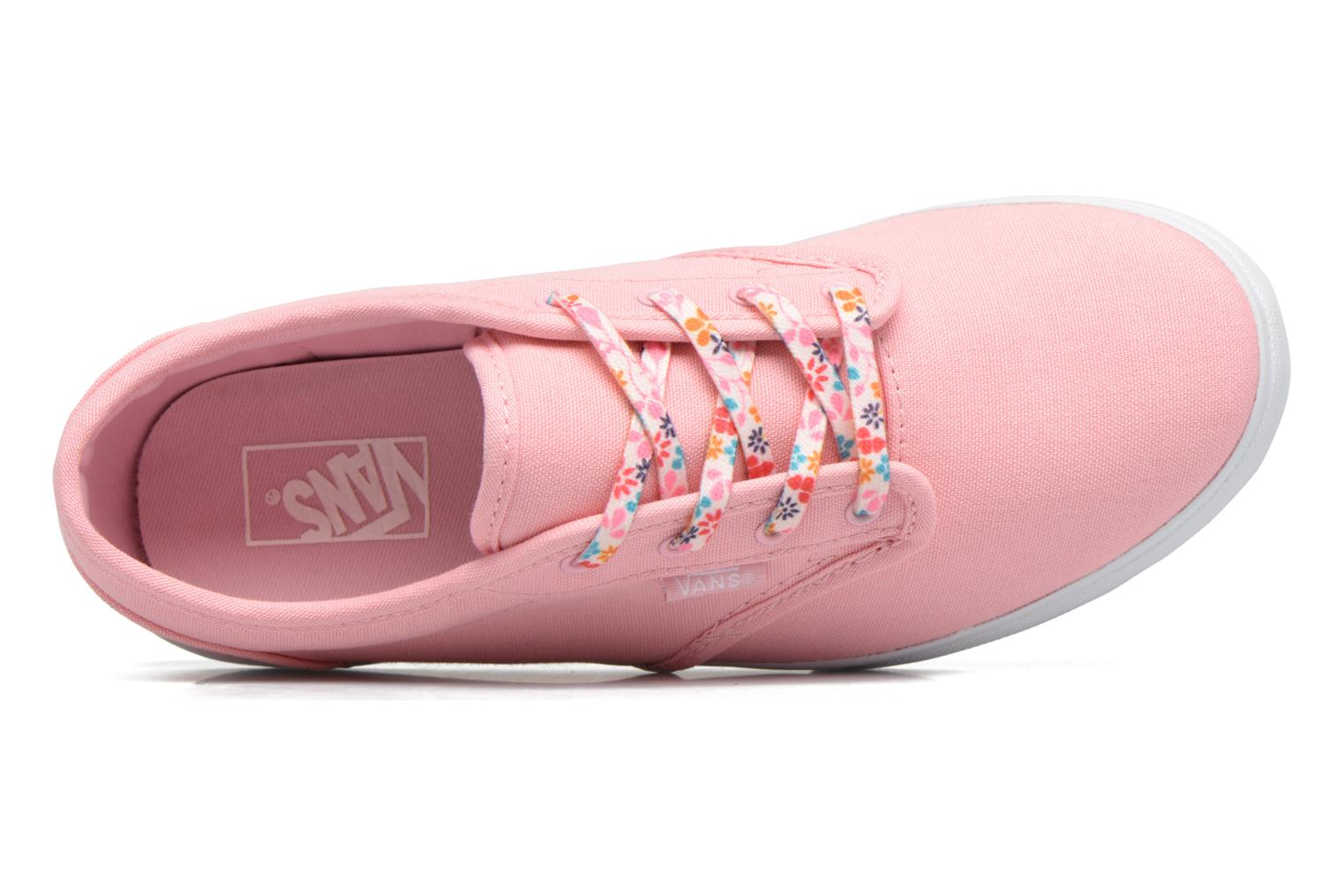 Baskets Vans Atwood Low Rose vue gauche