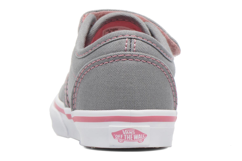 Sneakers Vans Atwood V BB Grijs rechts