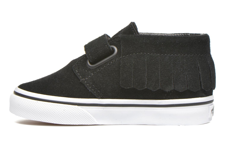 Sneakers Vans Chukka V Moc BB Sort se forfra
