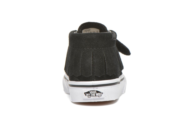 Sneakers Vans Chukka V Moc BB Sort Se fra højre