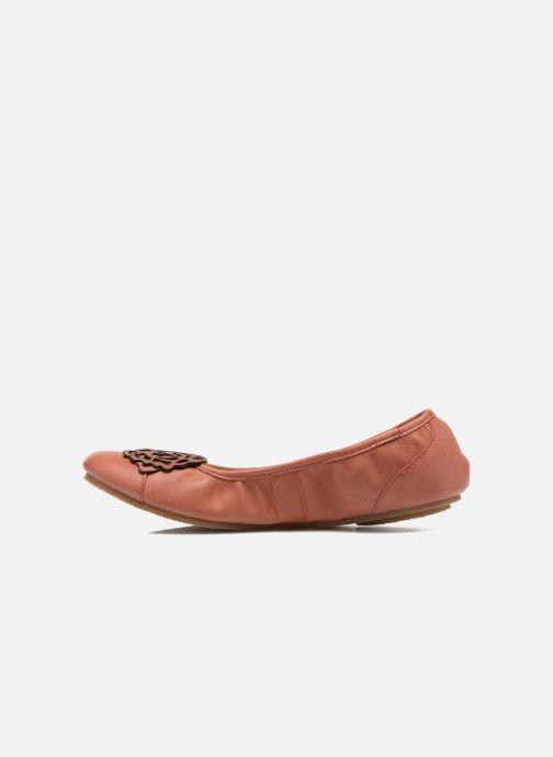 Ballerina's Kickers Liber Rood voorkant